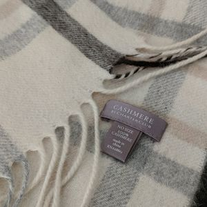 Gorgeous charter club cashmere scarf